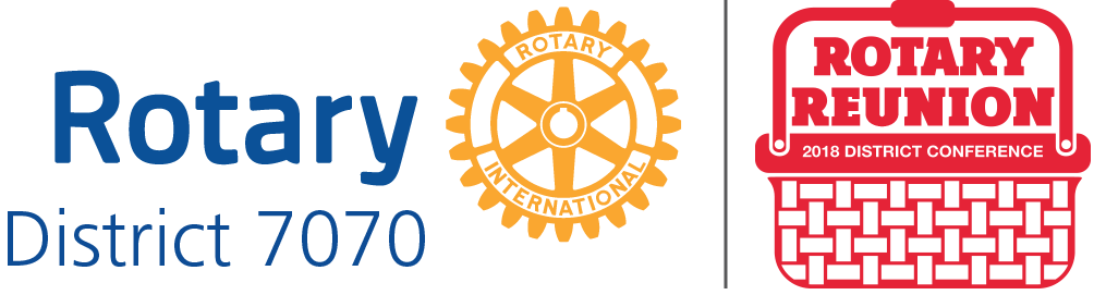 Rotary 7070 District Conference 2018